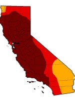 "The California drought is ""exceptional"" in nearly the entire state and continues to worsen. Is this a global harbinger of things to come?"