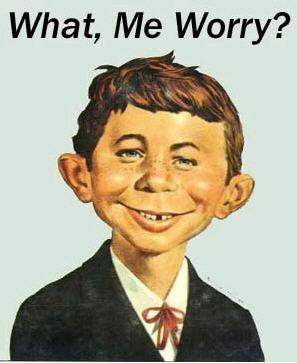 Florida Governor Scott: What, me worry?
