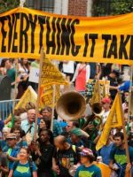 People's Climate March in New York City