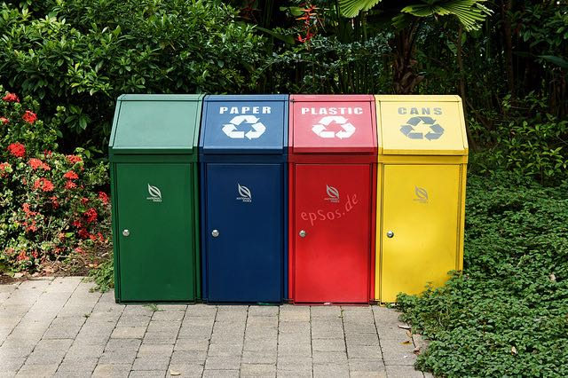 Recycling and climate change