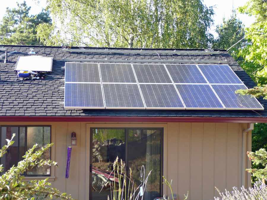 Across the United States rooftop solar power is reaching grid parity