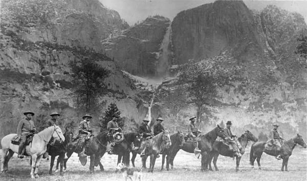 Yosemite's First Rangers