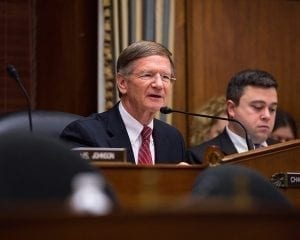 Lamar Smith is a leading congressional climate denier