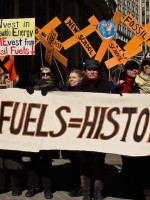 Being on the right side of history: divest from fossil fuels