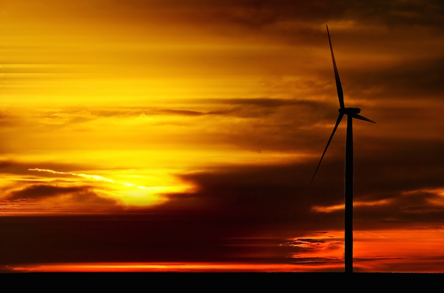 The dawn of the age of renewable energy
