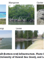 NOAA photos coastal infrastructure