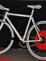 #Copenhagen Wheel. The increasing popularity of electric bikes