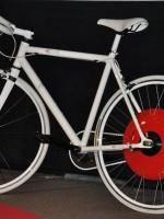 #Copenhagen Wheel. The increasing popularity of electric bikes