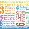 2015 picks up where the Millennium Development goals end. A watershed moment for sustainable development