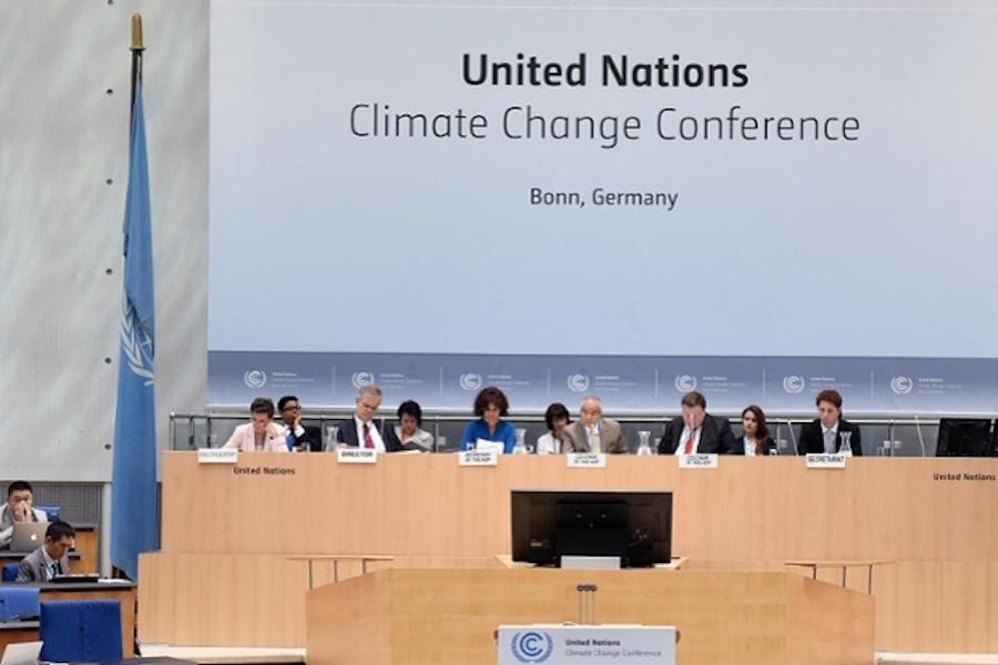 Bonn Climate talks end with halting but hopeful progress