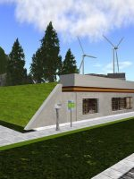Building design with LEED