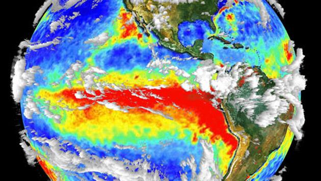 El Nino in 3D