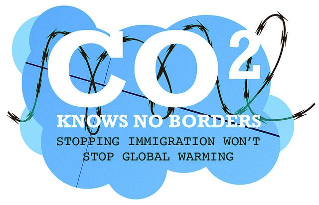 CO2 knows no borders