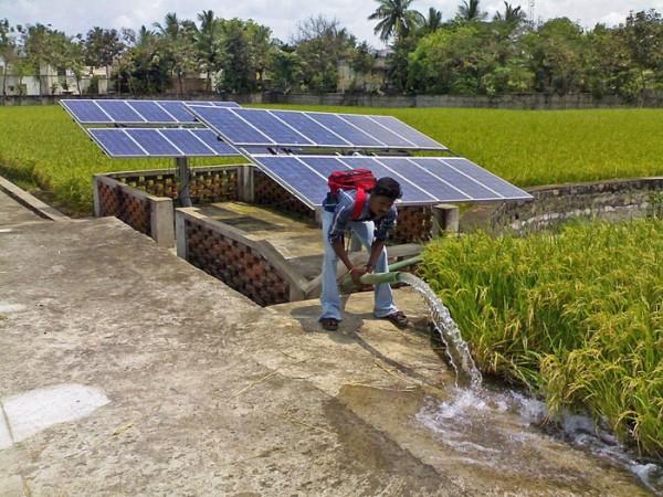 solar irrigation india