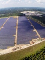 duke energy NC solar facility