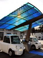 solarEVchargestation