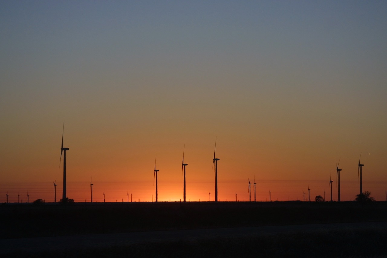 Renewable energy is one of four key elements to solving global warming