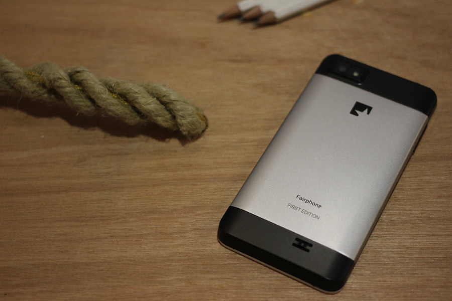 The Fairphone: One of the greenest mobile phones in the world