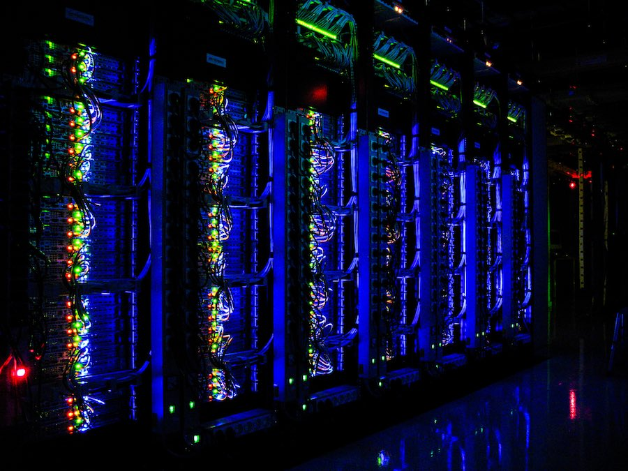 The green datacenter revolution is key to reducing carbon emissions