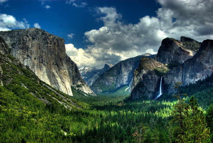 Yosemite: the jewel of the national park system