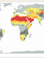 FAO map World Drylands