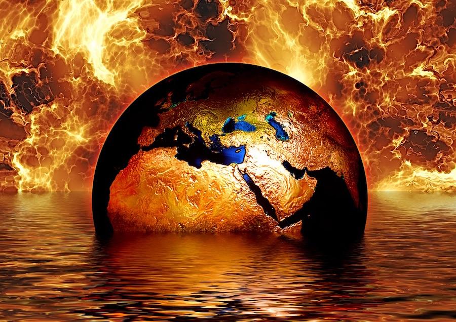global warining essay