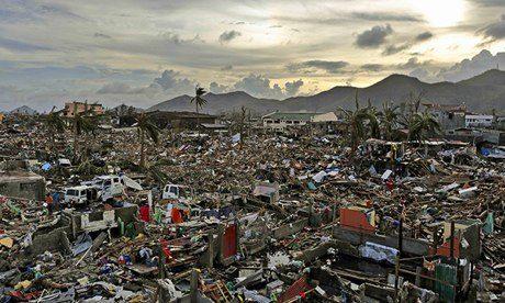 Typhoon Haiyan -Tacloban