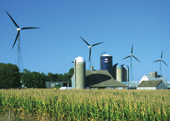 USDA promotes rural renewable energy