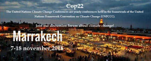 Marrakech - COP22