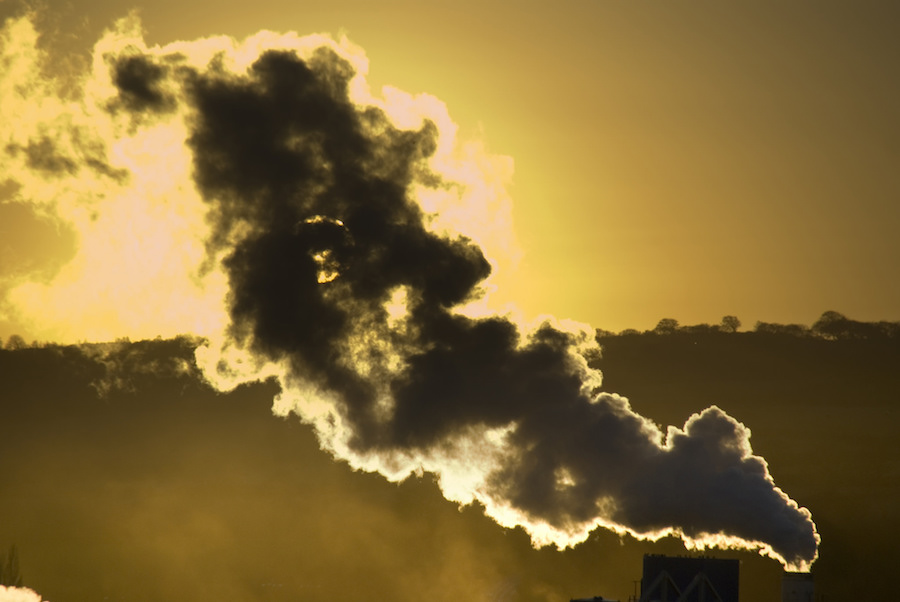 Global CO2 Emissions Rise Stalled Out in 2015