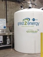 Reducing food waste, generating energy
