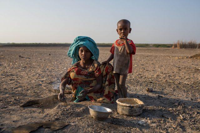 Devastating drought in East Africa