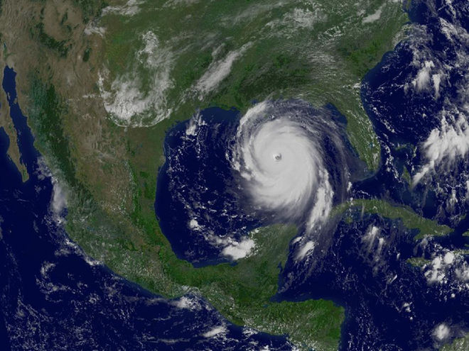 Extreme weather barreling for the Gulf Coast