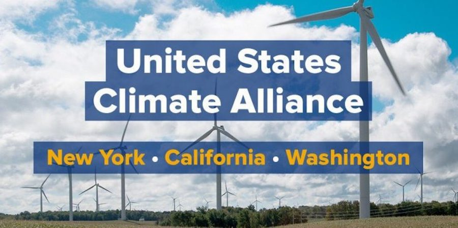 U.S. Climate Alliance pushes back against Donald Trump blundering out of the Paris Agreement