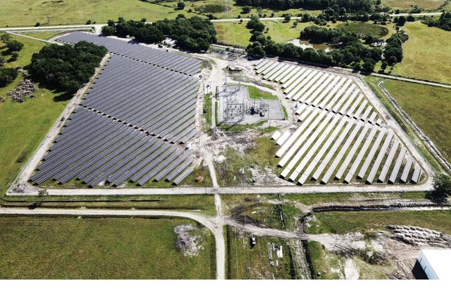 Solar energy - Florida looks to its energy future