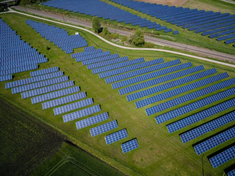 Solar tariff on Chinese imports under Section 201