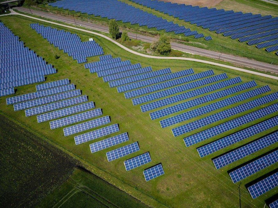 Solar tariffs from Donald Trump