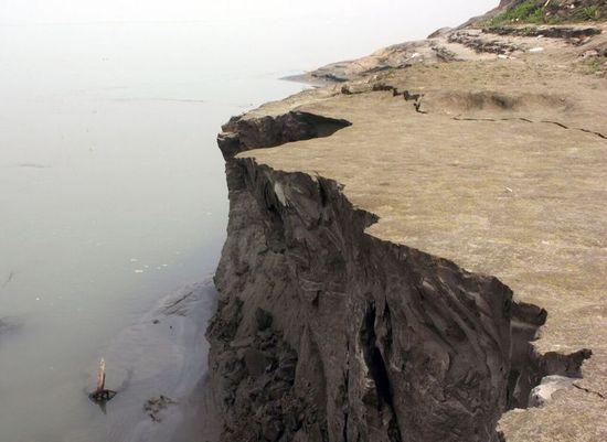 Soil degradation, land erosion