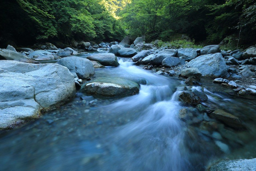 The human fingerprint of freshwater decline