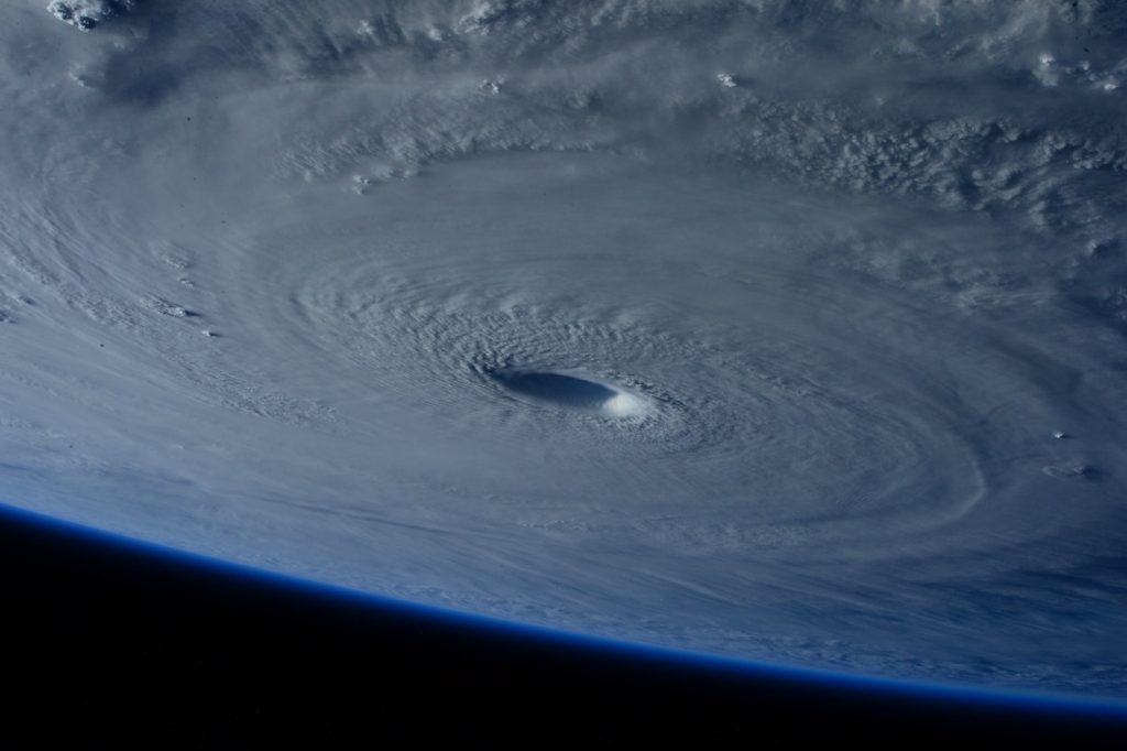 Resilience in a world of stronger hurricanes