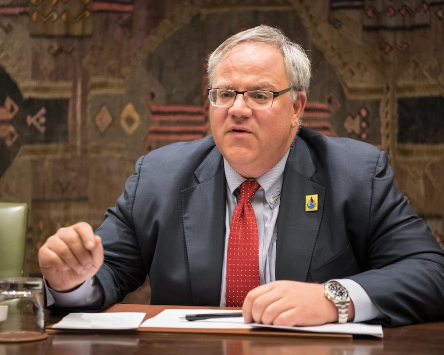 David Bernhardt seeks to block FOIA into DOI activities