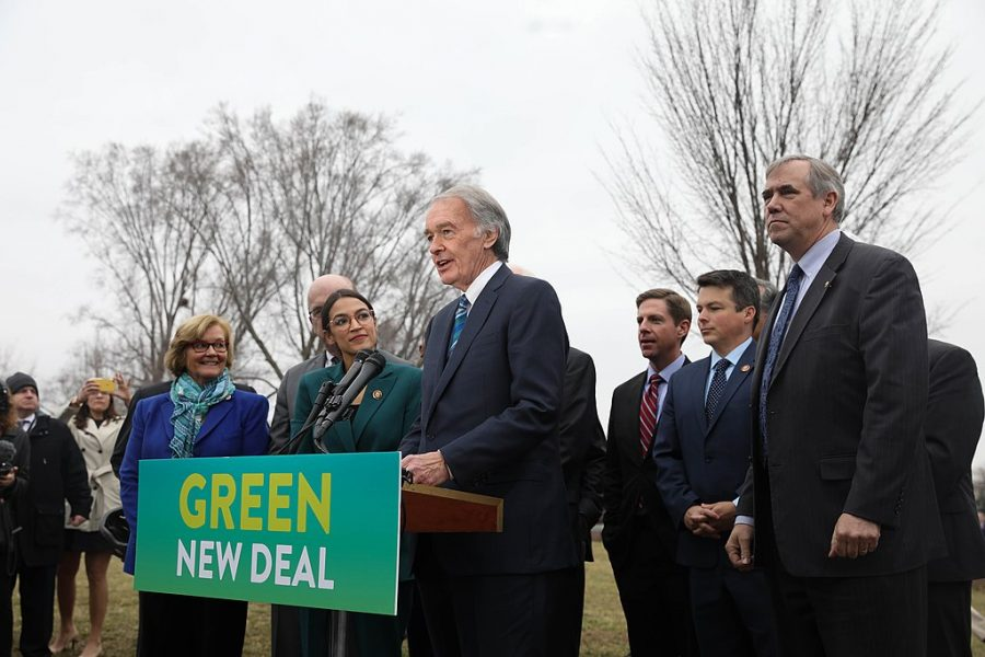 The Green New Deal - a chance to change the future